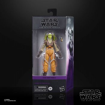 Star Wars The Black Series 2020 Rebels Hera Syndulla Action Figure - Pre-Order